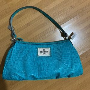 Teal, Nicole by Nicole Miller, Purse